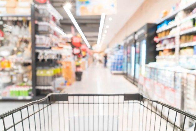Vendas do setor supermercadista acumularam alta de 1,25% em 2017
