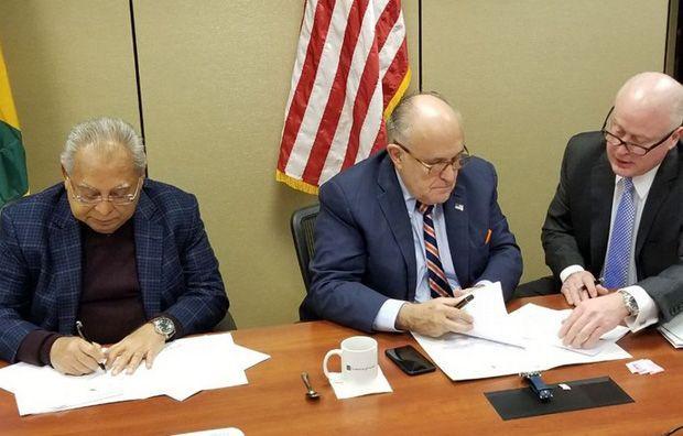 MP-AM vai apurar contrato sem licitação por R$ 5,6 milhões para empresa Giuliani Security