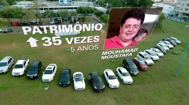 MPF denuncia médico e empresário Mouhamad Moustafa e outros oito por crime de tortura