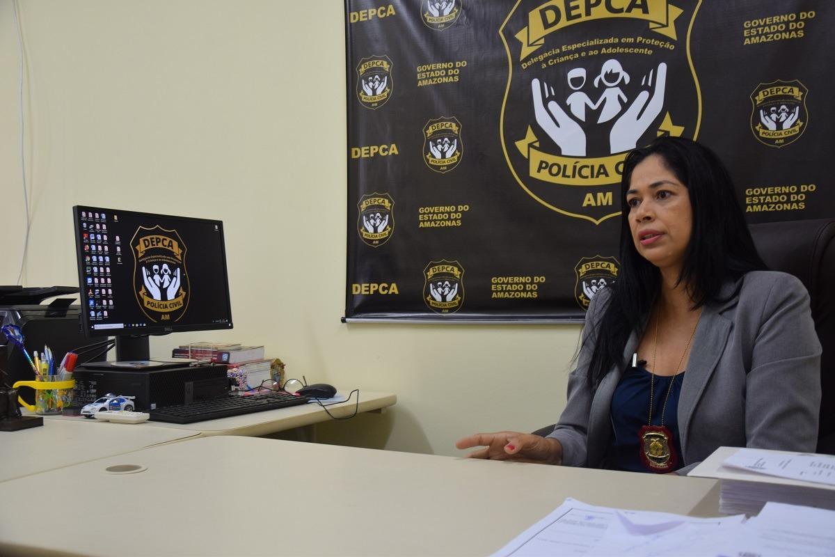 Denúncias ajudam a reprimir violência contra crianças e adolescentes, diz delegada da DEPCA