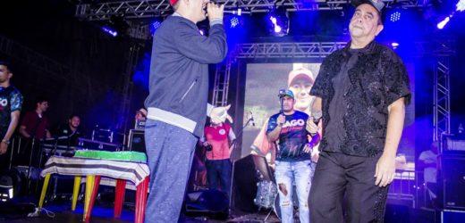 Arlindo Jr lança em Manaus seu novo projeto 'O boi dá samba'