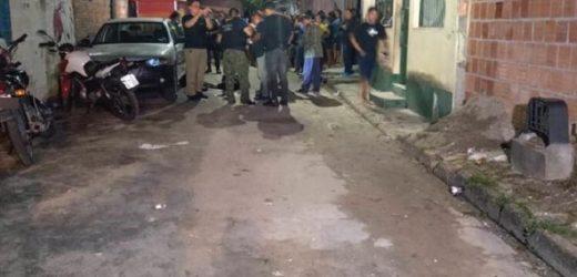 Homem morre e outro fica ferido na noite desta quinta-feira no Aleixo