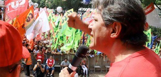Fernando Haddad: o PT tinha que se depurar e punir os corruptos