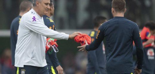 Seleção Brasileira: treino tático fecha domingo em alta intensidade