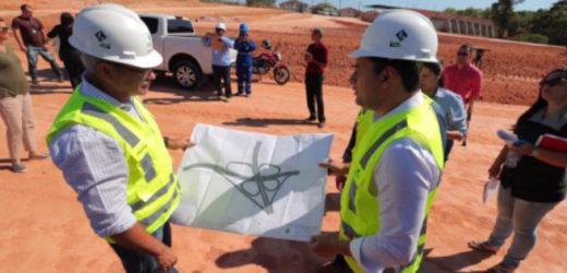 Governador garantiu que 50% das obras serão entregues esse ano
