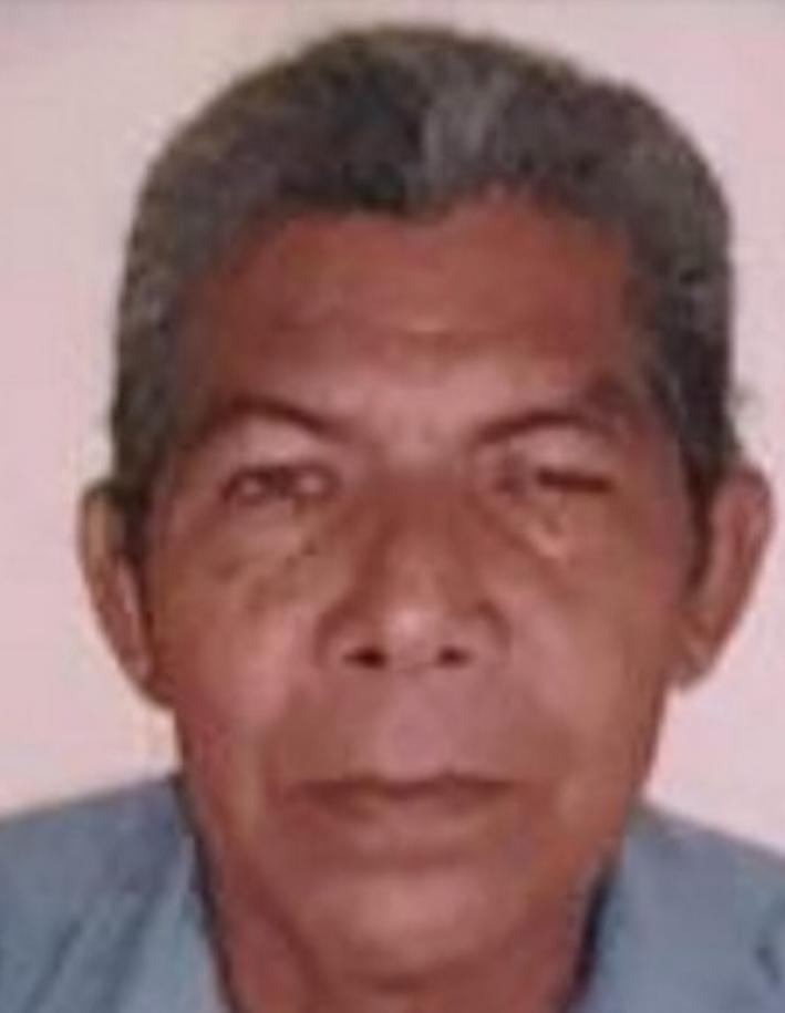 DESAPARECIDO – Laurindo Pereira dos Santos