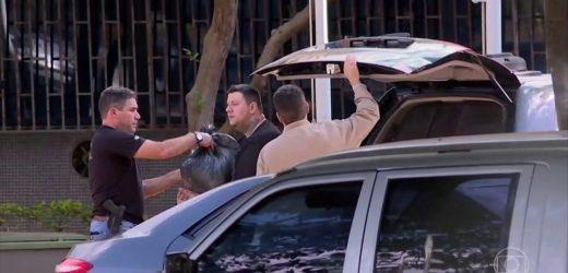 Preso diz à PF que entregou de forma anônima a jornalista mensagens interceptadas