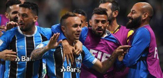Grêmio se classifica para semifinal da Libertadores