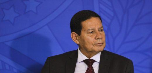 Vice-presidente chama manifestantes pró-democracia de 'delinquentes'