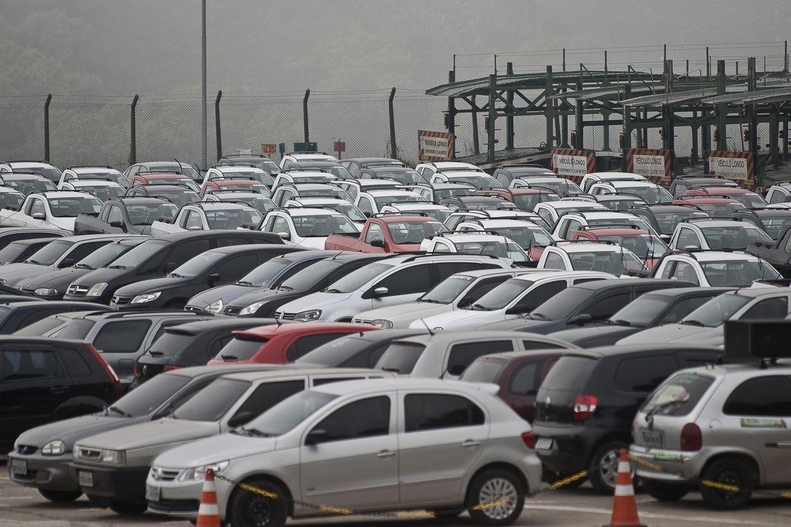 Produção de veículos tem queda de 8,3% em setembro