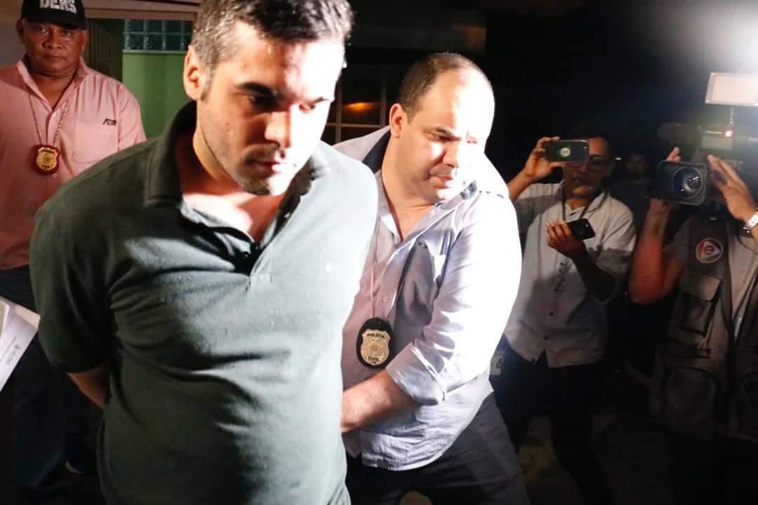 TJAM nega recurso do MP para restabelecer prisão de Alejandro Valeiko