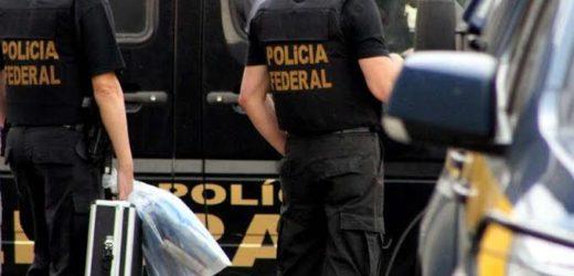 Grupo criminoso que desviava dinheiro público é alvo de operação da PF