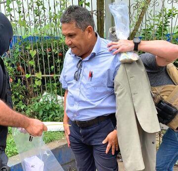 Justiça mantém prisão de vereador flagrado recebendo propina em Iranduba