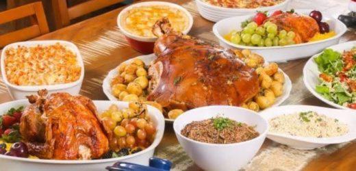 Gasto médio com ceia e almoço de Natal será de R$ 250, aponta pesquisa
