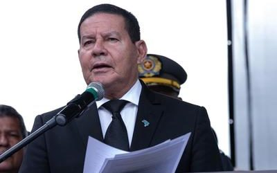 Hamilton Mourão pode ser candidato ao Senado pelo Amazonas; entenda