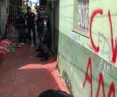 Homem sai para comprar pão e é executado por pichadores do CV em Manaus
