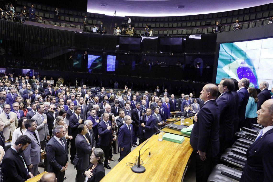 Reforma tributária e ajuste das contas são prioridades da Câmara