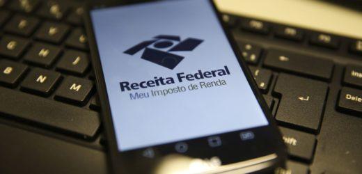 Receita recebeu mais de 10 milhões de declarações de IRPFE