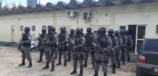 Grupo de Intervenção Penitenciária retoma treinamentos técnicos nas unidades prisionais