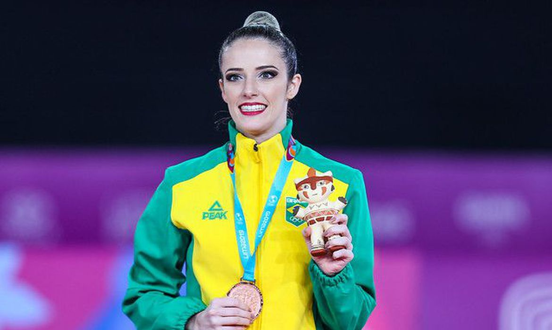 Esportes Natália Gaudio defende maior longevidade para atletas brasileiras