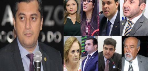 Veja o nome dos deputados na lista apreendida pela Polícia Federal