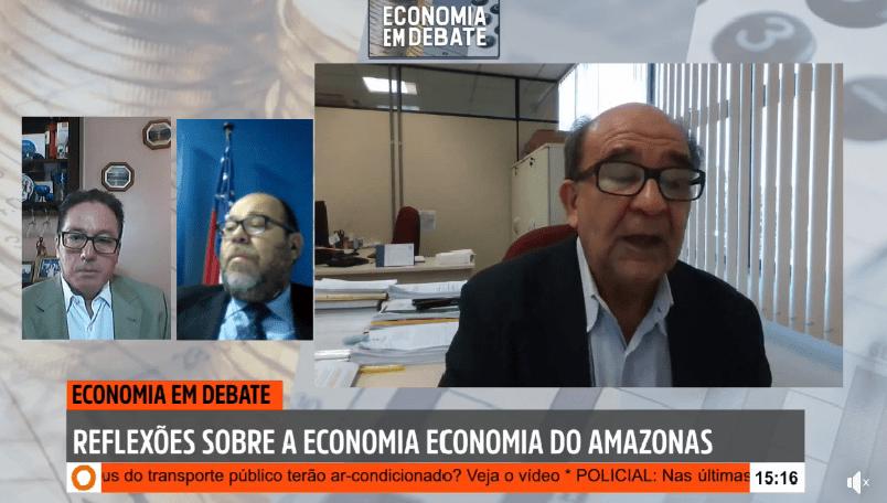 'ZFM precisa sair da condição tributária para política de defesa da Amazônia', diz economista
