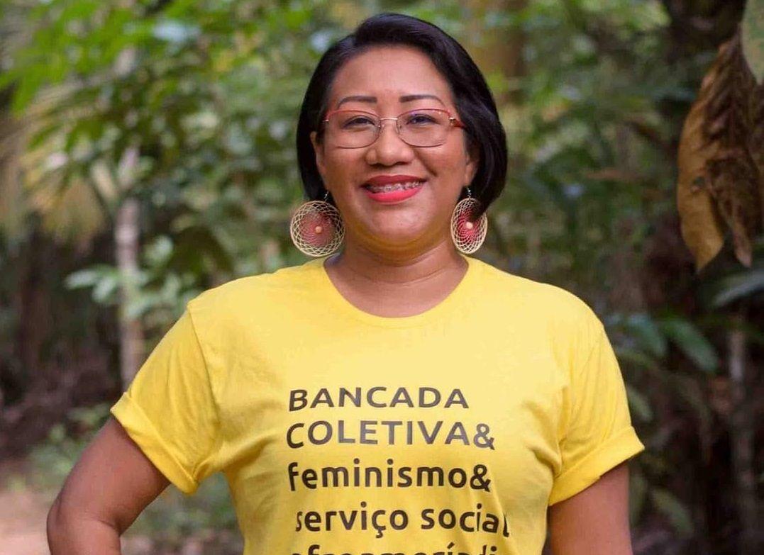 Ativista Marklise Siqueira do Psol será vice de José Ricardo