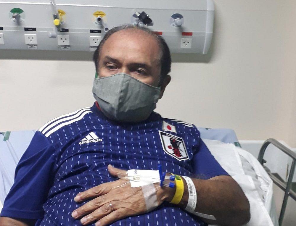 Morre ex-prefeito de Iranduba Nonato Lopes vítima da Covid-19