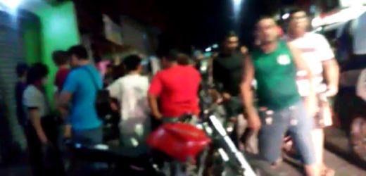 Homem é morto por motoqueiro no São José 2 (Veja o vídeo)