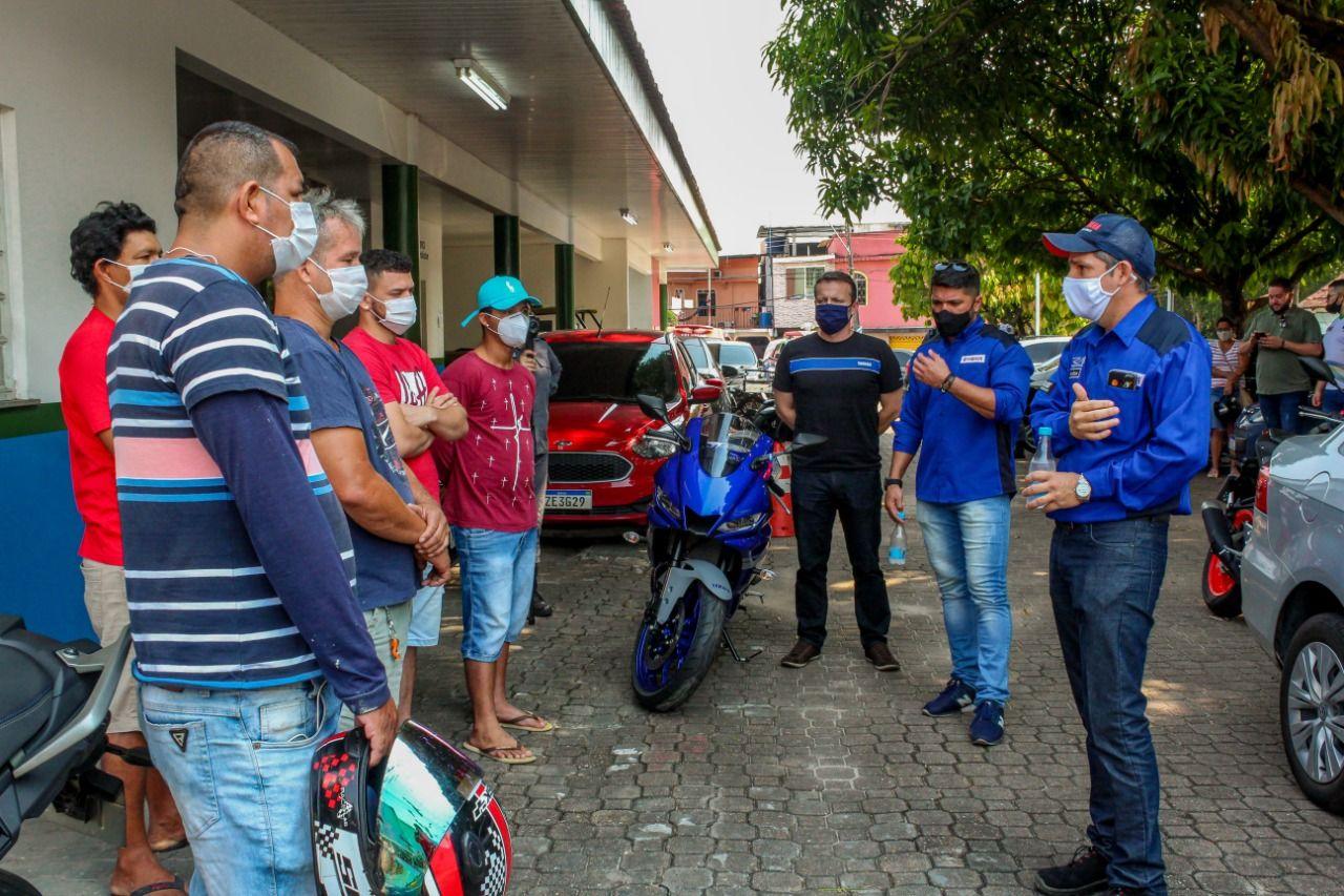 Yamaha é parceira da Semana Nacional do Trânsito no Amazonas