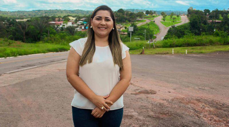 Patrícia Lopes é eleita a primeira prefeita de Presidente Figueiredo
