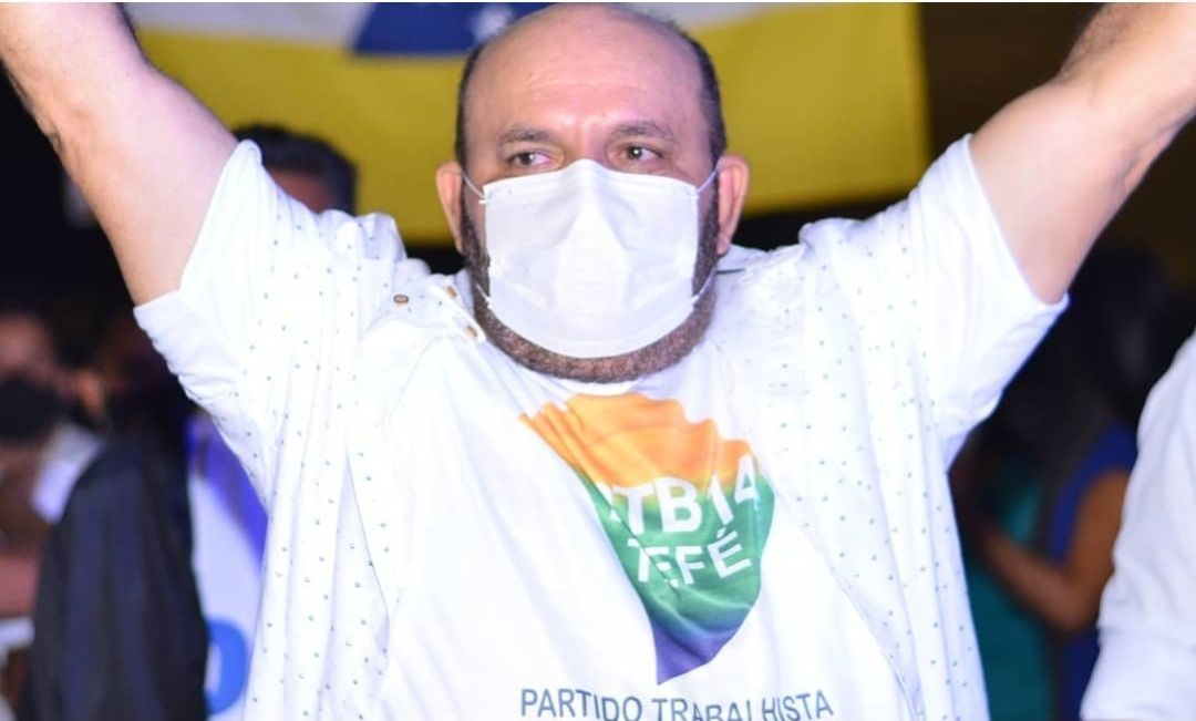 Nicson Marreira, do PTB, é eleito prefeito de Tefé