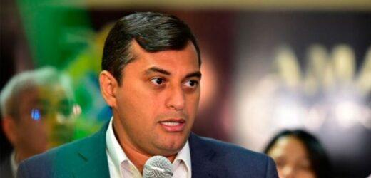 'Wilson Lima aluga jatinho por R$ 9,3 milhões e pessoas morrem sem oxigênio', diz deputado