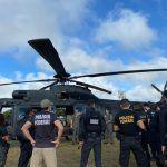 PF deflagra operação pentaedro do fogo no sul do Amazonas