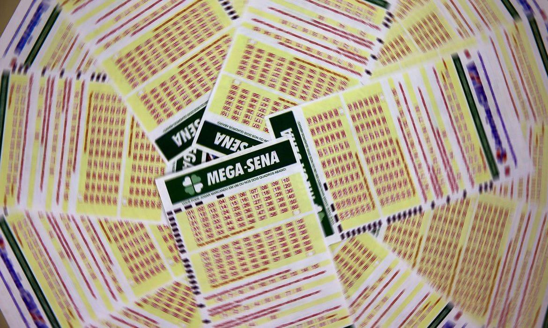 Mega-Sena sorteia nesta quarta-feira prêmio estimado em R$ 12 milhões