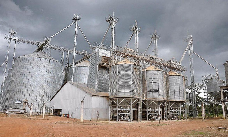 IBGE: capacidade de armazenagem agrícola tem leve retração