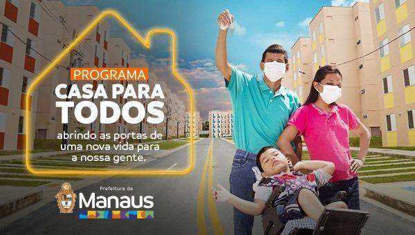 Programa Casa para Todos: abrindo as portas de uma nova vida para a nossa gente