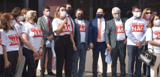 Mobilizações seguem para barrar PEC que tira autonomia do Ministério Público