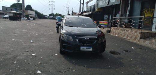 Tiroteio em bar deixa duas pessoas baleadas na zona leste de Manaus