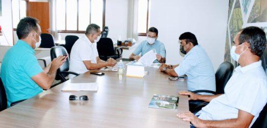 Governo do Estado assina convênio com Rio Preto da Eva para realização da Feira da Laranja e da Piscicultura